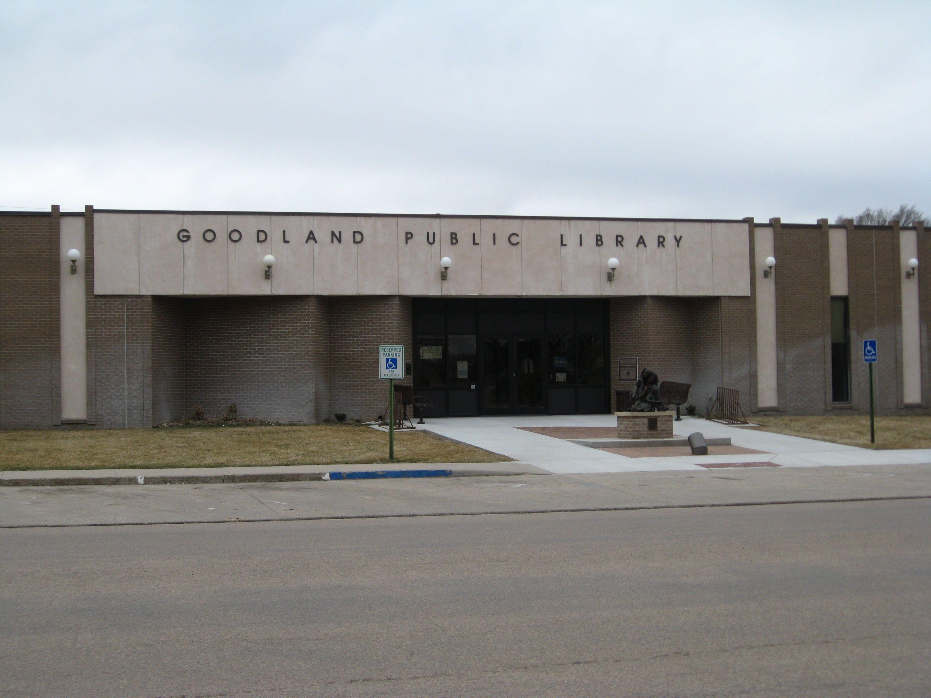 Goodland Public Library in Goodland, Kansas