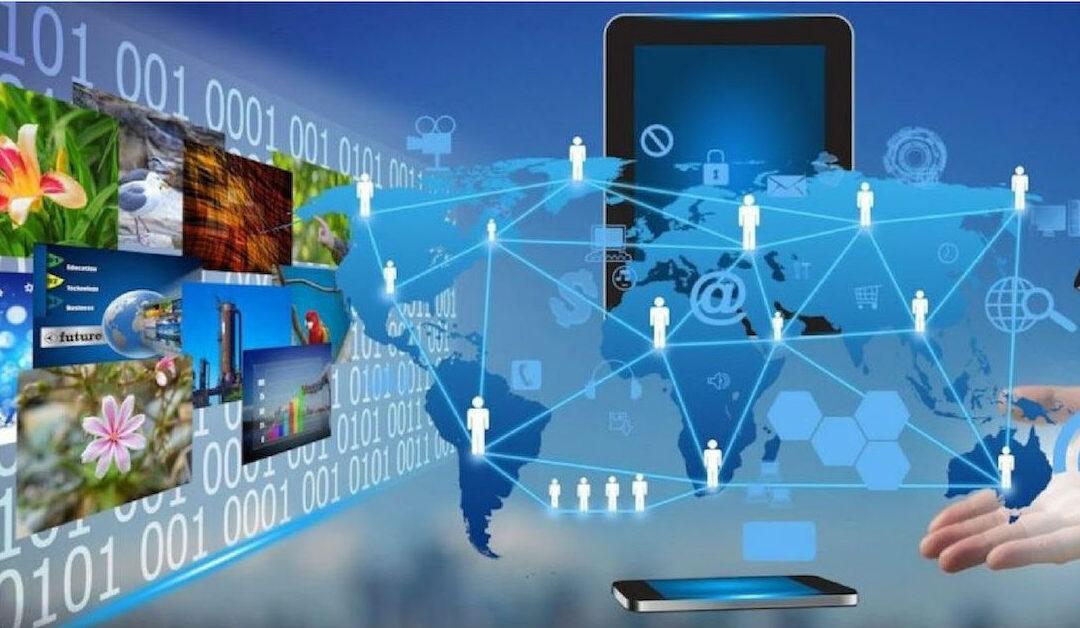 "Broadband: ""The Backbone of Communication"""