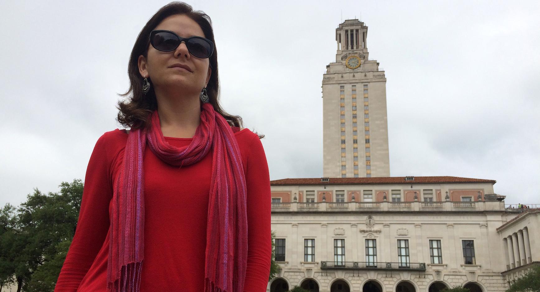 Student Spotlight: Patrícia Nogueira
