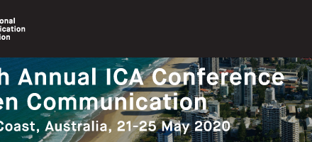 ICA 2020 Post-conference Call For Papers